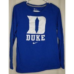 DUKE Nike Women's Slim Fit top szL